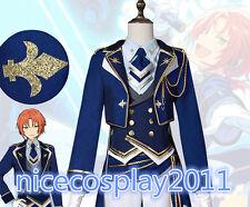 Ensemble Stars あんさんぶるスターズ! knights Tsukinaga LeoSuouTsukasa Cosplay Costume