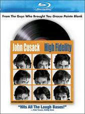 High Fidelity New Sealed Blu-ray John Cusack