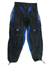 Proto Paintball Men's Protective Technical Paintball Black Blue Pants Size Small