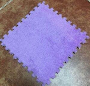 10xInterlocking Mat Yoga Exercise Gym Fitness Gymnastics Soft Foam EVA Floor Mat
