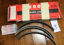 "Vintage Ferodo Brake Linings MC/27/1 Boxed Set of 4   9"" x 1 1/2"" drums 8"