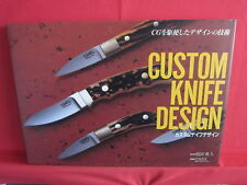 Custom Knife Design Perfect Collection Book