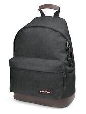 Eastpak Wyoming black denim schwarz Schulrucksack Rucksack 24 L EK81177H