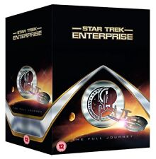 STAR TREK ENTERPRISE 1-4 COMPLETE SERIES 27 DISCS DVD BOX SET R4 NEW&SEALED