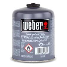 Weber Gas Kartusche 26100 für Q 100 Serie und Performer Touch-N-Go