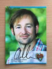 Autogrammkarte - HOLGER MATTHIAS WILHELM - DAHOAM IS DAHOAM- orig. signiert #449