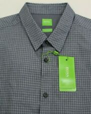 NWT $125 Hugo Boss Shirt LS Mens 2XL XXL C-Bustai 50329930 410 Regular