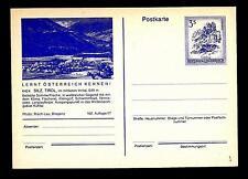AUSTRIA - Cart. Post. - 1981 - 3 S - 6424 Silz, Tirol - 162. Auflage/17