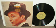 FRANK SINATRA Greatest Hits: The Early Years, Harmony vinyl LP, 1966, VG