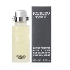 ICEBERG TWICE EDT POUR HOMME VAPO NATURAL SPRAY - 125 ml