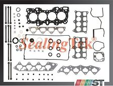 Fit Acura Integra B18C1 B18C5 VTEC Engine Cylinder Head Gasket Set w/ Bolts Kit