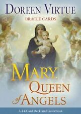 Mary Queen of Angels Oracle Cards Doreen Virtue Hay House Inc 9781401928780