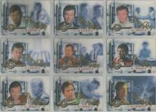 "Star Trek Cinema 2000 - ""Dr McCoy: A Tribute"" Set Of 9 Chase Cards #M1-9"