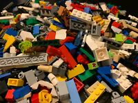 2 POUND LBS OF LEGOS Bulk lot Bricks parts pieces (random pieces)