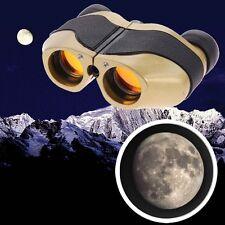 Vision Jumelles Télescope LED Outdoor 80x120 HD Zoom Auto Folding Jour Nuit EH