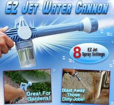 EZ Jet Water Cannon 8-in1 Multi-Function Turbo Water Spray with Soap Dispenser