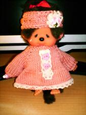 Neues AngebotKleidung für Monchhichi, Puppen,Frühling, 2-teilig, Gr. 19,0 cm, neu, Handarbeit