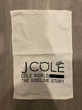 J Cole Cole World Sideline Story Rally Towel