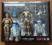 MAFEX No.012 Star Wars C-3PO & R2-D2 Action Figure