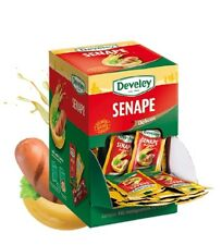 Senape monodose Develey 100 bustine ml.15