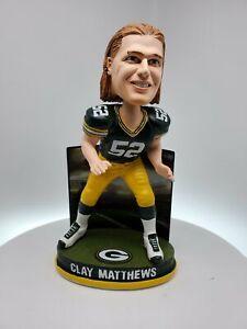 Clay Matthews Green Bay Packers Stadium Series Bobblehead NFL