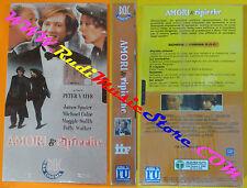 VHS film AMORI & RIPICCHE Peter Yates James Spader SIGILLATA D.O.C.(F36) no dvd