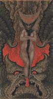 Horns : Nikolai Kalmakov : c. 1900s : Archival Quality Art Print