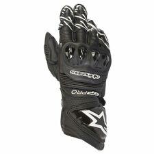 Alpinestars GP PRO R3 Black Glove Leather Motorcycle Race Gloves