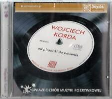 Wojciech Korda: Od piosenki do piosenki (CD) NEW POLISH