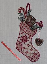 Plauener punta ® 6er ventana imagen invierno baumbehang copo de nieve navidad estrella