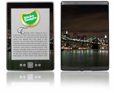 Amazon Kindle 4 Ebook Reader-Nueva York Puente De Brooklyn Piel de vinilo adhesivo cubierta