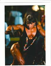 TAZZI COLOMB Female Bodybuilding Muscle Photo Color