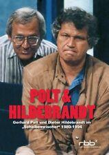 Gerhard Polt + Dieter Hildebrandt im Scheibenwischer 1980-1994, 2 DVD NEU + OVP!