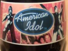 American Idol -  first coke bottle