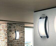 Applique Lampe murale Lampe de couloir moderne Spot mural Métal/Bois/Verre 33904