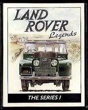 LAND-ROVER SERIES I 'LEGENDS' Original Cards '48-58