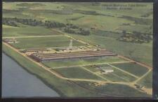 Postcard DECATUR Alabama/AL  Wolverine Tube Factory/Plant Aerial view 1930's