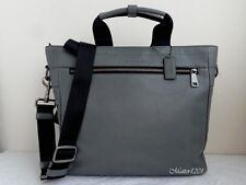 415fc1c5f3 Coach NWT 71627 Leather Utility Tote Ash