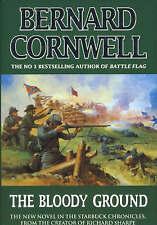 THE BLOODY GROUND., Cornwell, Bernard., Used; Very Good Book
