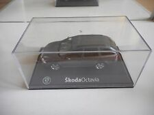 Skoda Octavia in Blue on 1:43 in Box