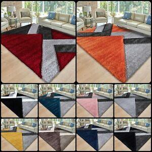 New Beautiful NOVA Shaggy Rug Hallway Runner Living Room Rugs Bedroom Carpet Mat