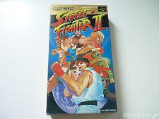 ►►►► NINTENDO SUPER FAMICOM / Street Fighter II The world warrior 2 / [Full]