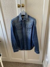 Men's Maison Martin Margiela Denim Shirt New