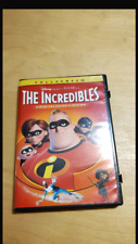 The Incredibles (Dvd, 2-Disc Set, Fullscreen, Collector's Ed