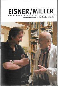 Will Eisner & Frank Miller - Eisner / Miller TP Massive 1 on 1 Interview 2005