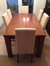 Handmade Oak Up to 6 Seats Table & Chair Sets