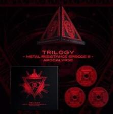BABYMETAL Japan Idol TRILOGY-METAL RESISTANCE EPISODE III-APOCALYPSE Blu-Ray