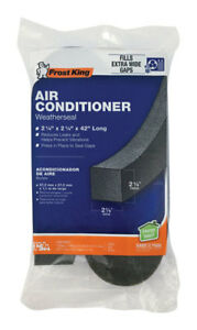 Frost King AC43H Air Conditioner Weatherseal Tape, 2-1/4 x 2-1/4 x 42-Inch