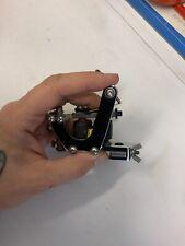 Mini Small Coil Tattoo Machine Chromed Steel Frame