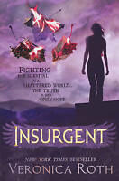 """AS NEW"" Insurgent, Roth, Veronica, Book"